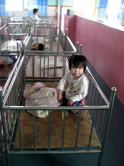 Research China Orphanages Shaoguan Guangdong Province